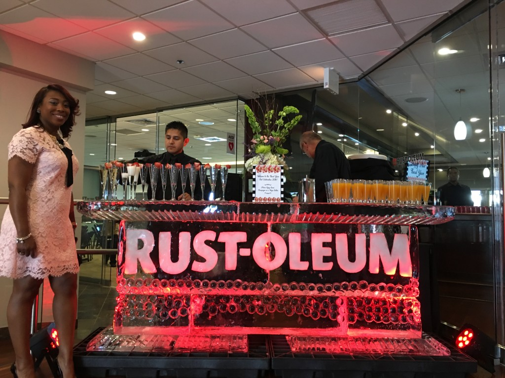 Rust-Oleum 6 foot Ice Bar